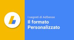 AdSense Formato Personalizzato
