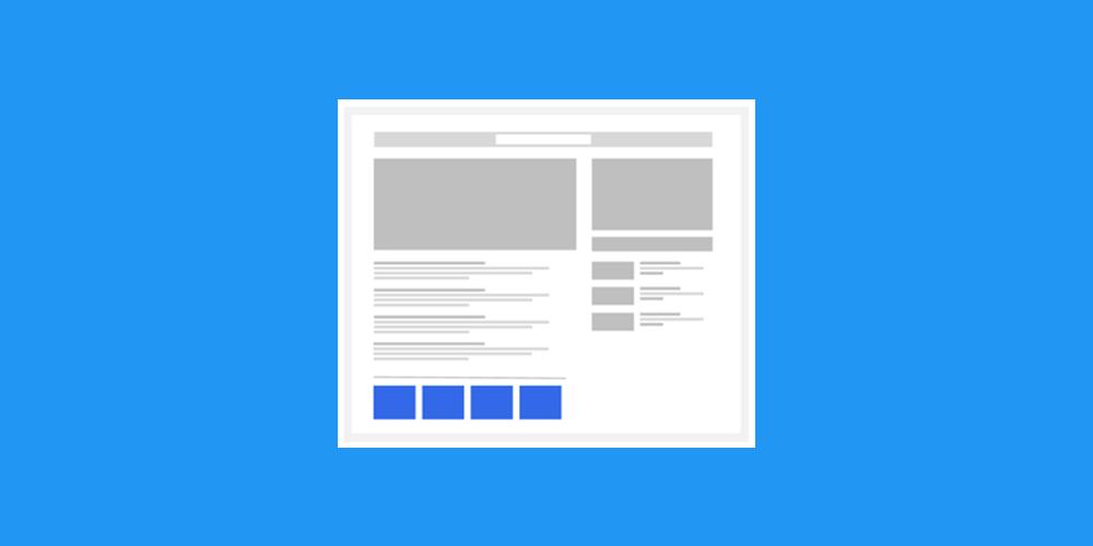 AdSense contenuti per corrispondenza