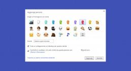 Chrome utenti supervisionati