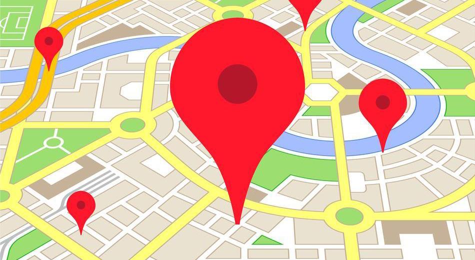 Google Maps cronologia