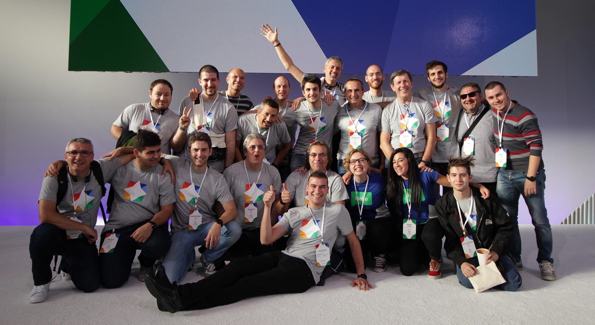 Gruppo TC Italiani Summit Google