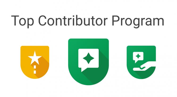 Programma Top Contributor