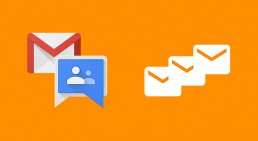 Guida newsletter Google Groups Gmail