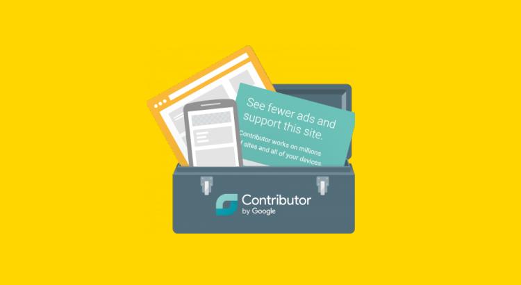 Google Contributor AdSense