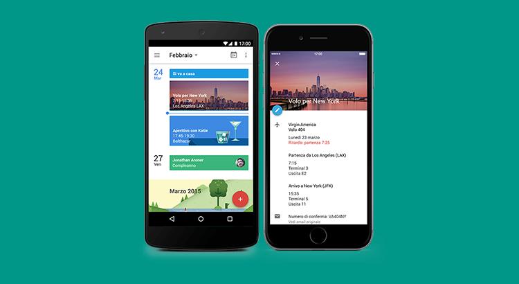 Immagini eventi Google Calendar