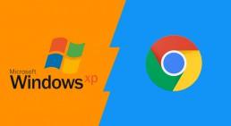 Chrome e Windows XP