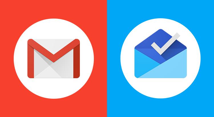 Confronto Gmail Inbox