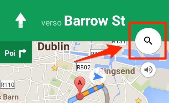 Lente Google Maps