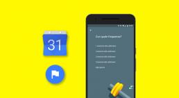 Immagini Eventi e Obiettivi in Google Calendar
