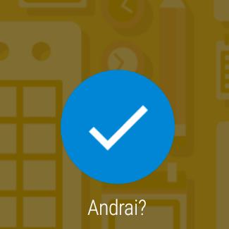 Android wear obiettivi