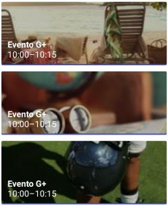 05 Eventi G+