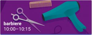 Google Calendar evento barbiere