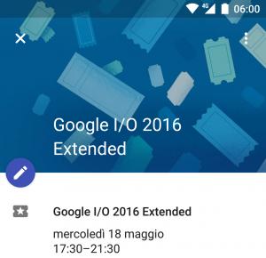 Evento Google Calendar biglietti da Eventbrite