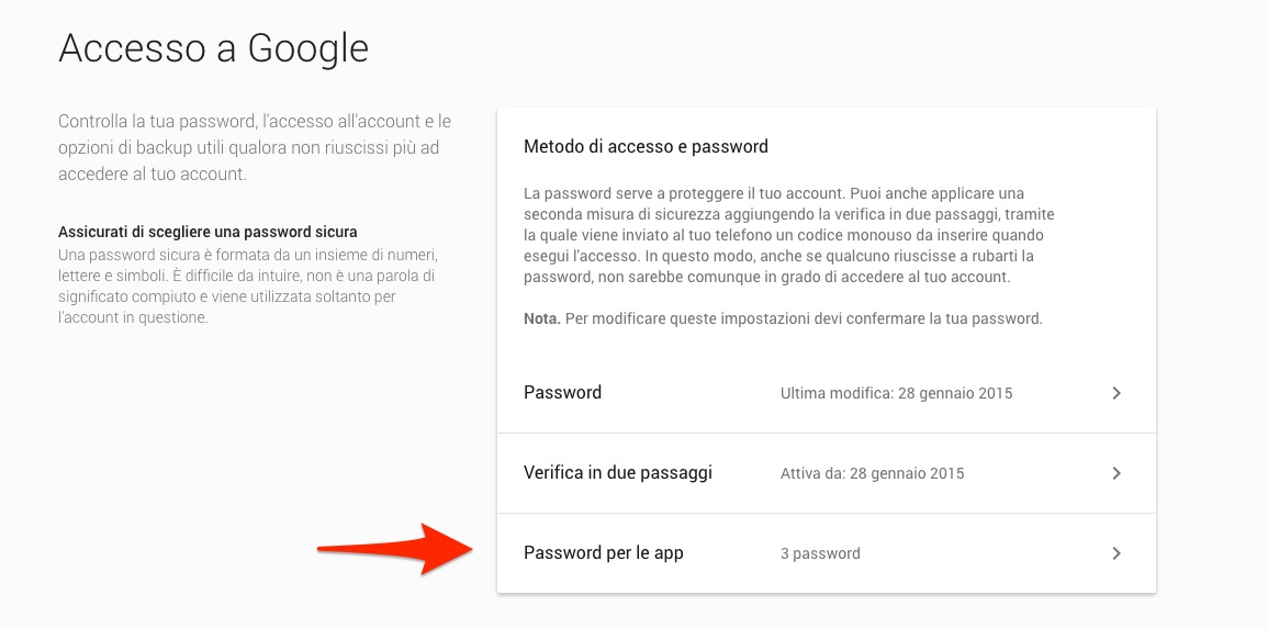 how to change gmail password app