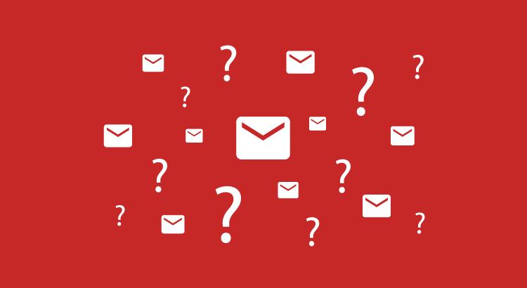 Messaggi scomparsi in Gmail