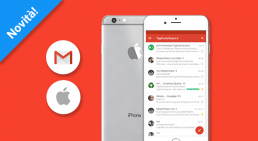 Nuova App di Gmail per iOS (iPhone/iPad)