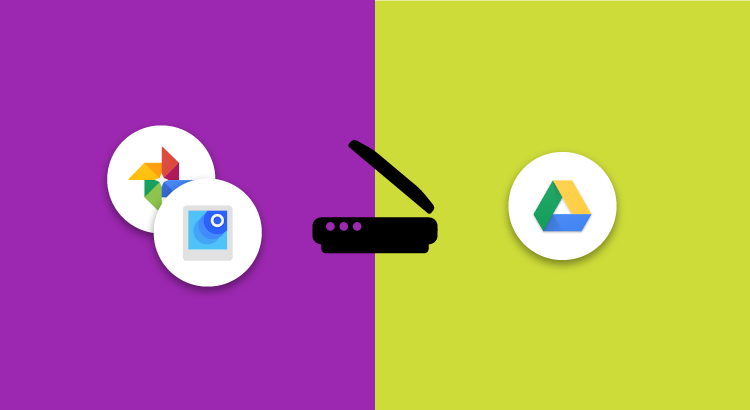 PhotoScan e Google Drive per scannerizzare foto e documenti