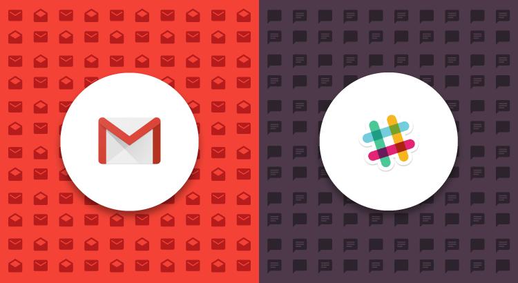 Slack vs Gmail