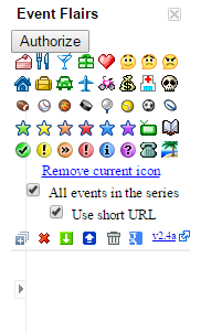 Event Flair