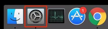 Apple Mac - Preferenze di sistema