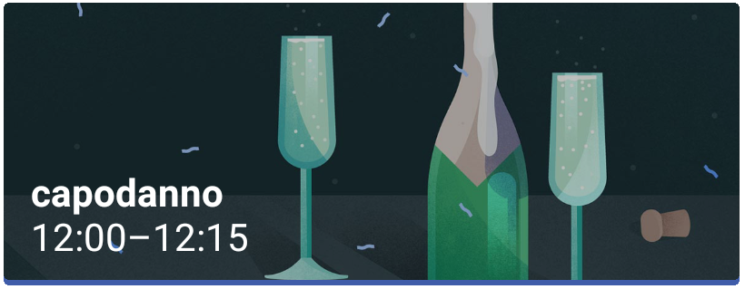 Capodanno Evento Google Calendar Old