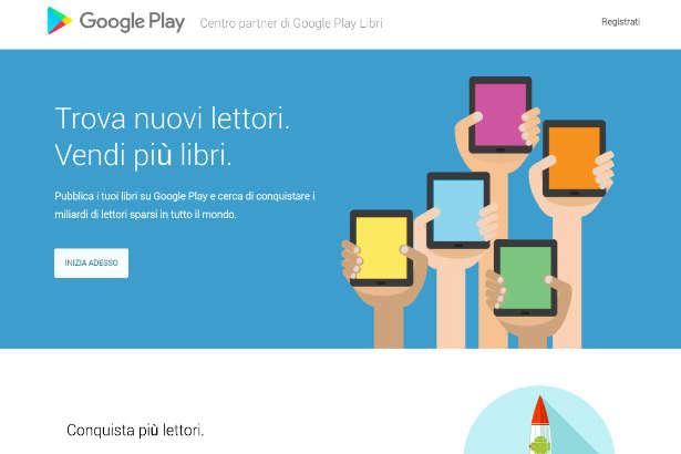 Centro Partner di Google Libri