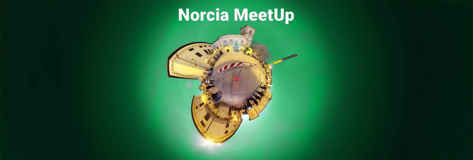 meetup Norcia 3 giugno