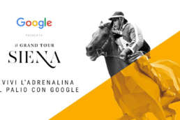 Grand Tour di Google Siena