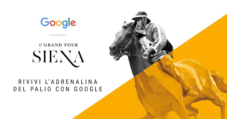 Grand Tour di Google Siena