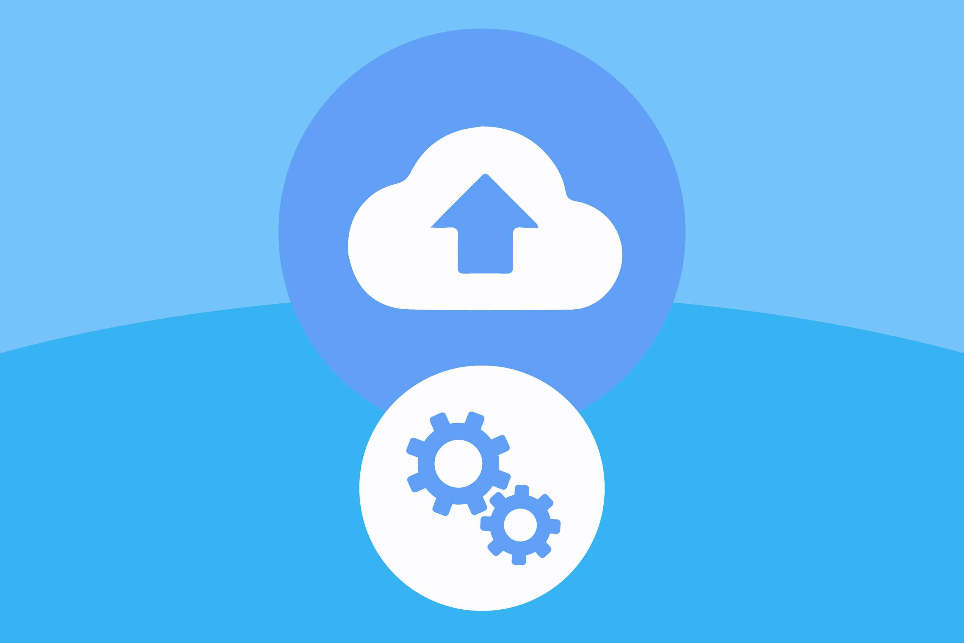 backup & Sync, logo