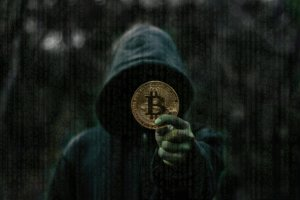 Hacker Bitcoin