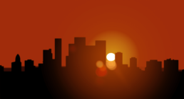 copertina sunset